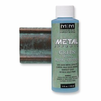Modern Masters Metal Effects Green Patina
