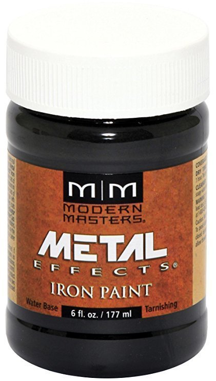 Modern Masters Metal Effects Iron Paint